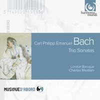 CPE Bach: Sonatas for viola da gamba and continuo