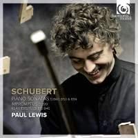 Schubert: Piano Sonatas D840, 850, 894 & Impromptus D899