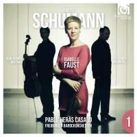 Schumann: Violin Concerto & Piano Trio No. 3
