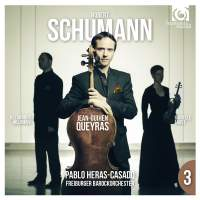 Schumann: Cello Concerto, Piano Trio No. 1