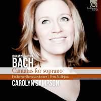 JS Bach: Cantatas for Soprano