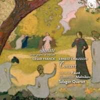 Franck: Violin Sonata & Chausson: Concert