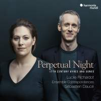 Perpetual Night: 17th-Century Ayres and Songs
