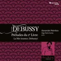 Debussy: Préludes Book II & La mer (for two pianos)