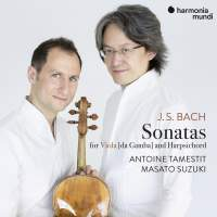 JS Bach: Sonatas for Viola Da Gamba and Harpsichord