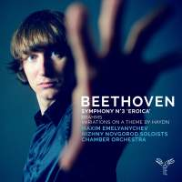 Beethoven: Symphony No. 3 & Brahms: Variations on a Theme by Haydn