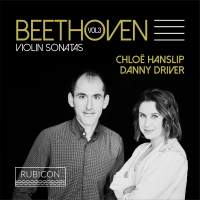Beethoven: Violin Sonatas Vol. 3