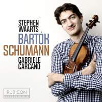 Bartók & Schumann: Works for Violin and Piano