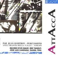 Geoffroy, Jean: AttAcca (Percussion)