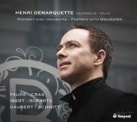 Portrait avec orchestre