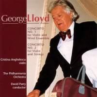George Lloyd: Violin Concertos