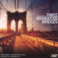 Torke: Three Manhattan Bridges & Winter's Tale