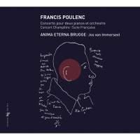 Concerto pour deux pianos et orchestre, Concert Champêtre & Suite Française