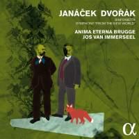 Jos van Immerseel conducts Dvorak & Janacek