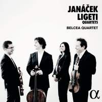 Janáček & Ligeti: String Quartets
