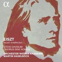 Liszt: A Faust Symphony, S108