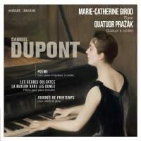 Dupont: Poème & Journée de printemps