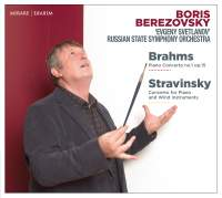Brahms & Stravinsky Piano Concertos