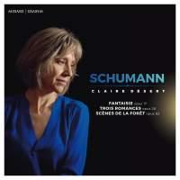 Claire Desert plays Schumann