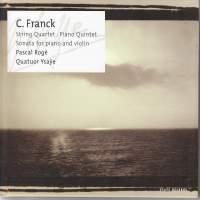 Franck, C: String Quartet in D major, etc.