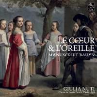 Le Coeur & l'Oreille – Manuscript Bauyn