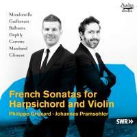 French Sonatas for Harpsichord & Violin