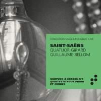 Saint-Saëns: String Quartet No. 1 & Piano Quartet