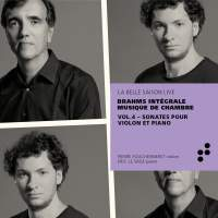 Brahms: Complete Chamber Music Vol. 4