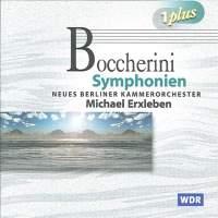 Boccherini: Symphonies Nos. 13, 15-20