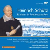 Schütz: Psalmen & Friedenmusiken