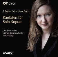 JS Bach: Cantatas for Solo Soprano