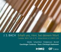 Bach: Cantatas 79, 126 & Missa Brevis in G