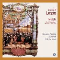 di Lasso: Motets (From Patrocinium Musices, 1573/74)