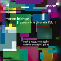 Morton Feldman: Patterns in a Chromatic Field