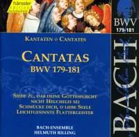 Bach - Cantatas Vol. 54