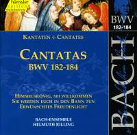 Bach - Cantatas Vol. 55