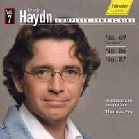 Haydn - Complete Symphonies Volume 7