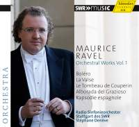 Ravel: Complete Orchestral Works Vol. 1