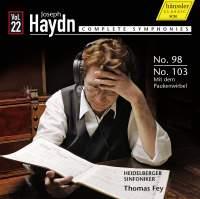 Haydn - Complete Symphonies Volume 22