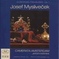 Josef Myslivecek: Symphonies & Concertos