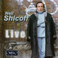 Neil Shicoff Live