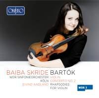 Bartók: Violin Concerto No. 2 & Rhapsodies for Violin