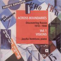 Across Boundaries: Discovering Russia 1910-1940
