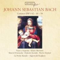 Bach - Cantatas BWV82, 49 & 58