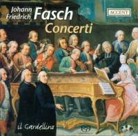 Fasch, J F: Concerti from Dresden and Darmstadt