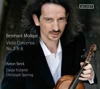 Molique: Violin Concertos Nos. 3 & 6