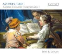 Finger: Sonatae pro diversis instrumentis, Op. 1