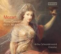 Mozart: Piano Concertos Nos. 9, 11 & 12