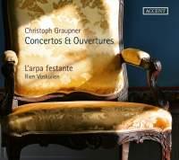 Graupner: Concertos & Overtures