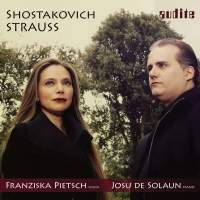 Shostakovich & Strauss: Sonatas for Violin & Piano
